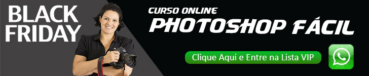 Black Friday Curso Photoshop Fácil