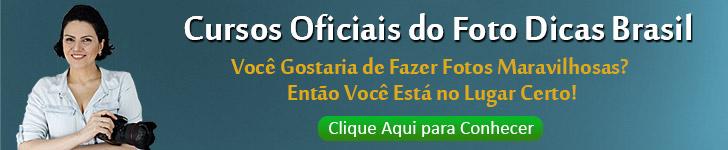 Cursos Oficiais do Foto Dicas Brasil