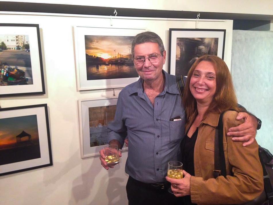 5 Encerramento expos Pikyto Eulina Autora Daniela Grumbach Encerrada a exposição gratuita de fotografia: Rio, Eu Gosto de Você