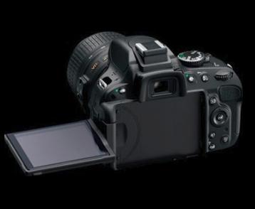 nikon5100 lcdarticulado Nikon ou Canon? Câmera profissional, ou semi profissional? Aprenda a decidir você mesmo!