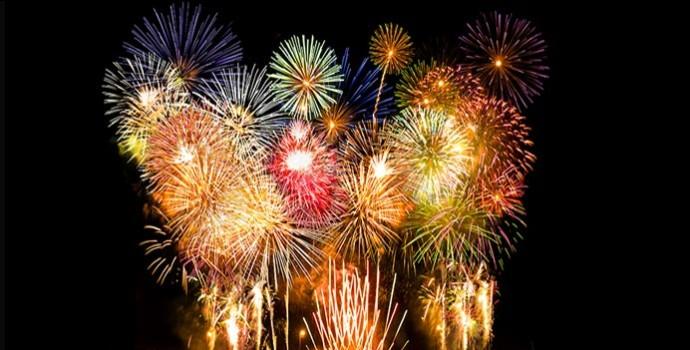 Resultado de imagem para imagens de fogos de artificios