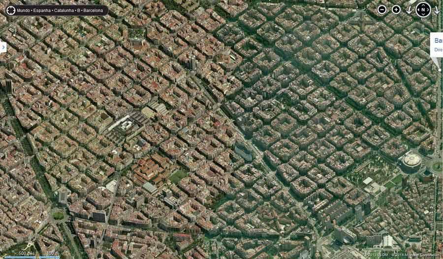 Barcelona1 Imagens lindas feitas por uma ferramenta?! Update