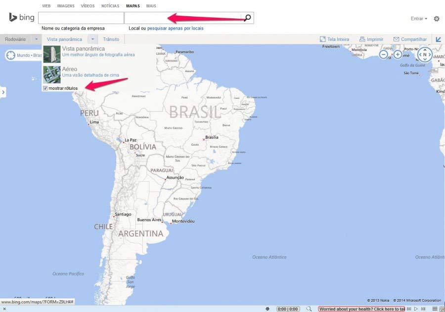 Busca Bing Imagens lindas feitas por uma ferramenta?! Update