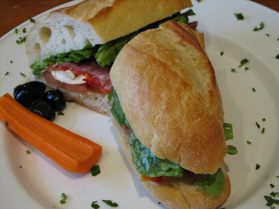 Sanduiche Gourmet