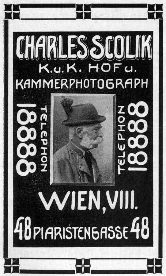 Scolik Charles advertisement 1917 Marketing   Isso é pra mim? Parte I