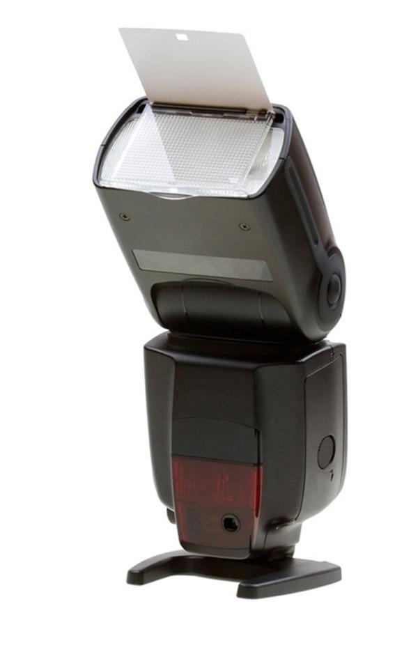 difusor incorporado Tipos de flash de câmera