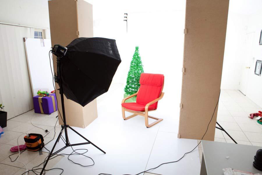 Dicas de fotografia de estúdio