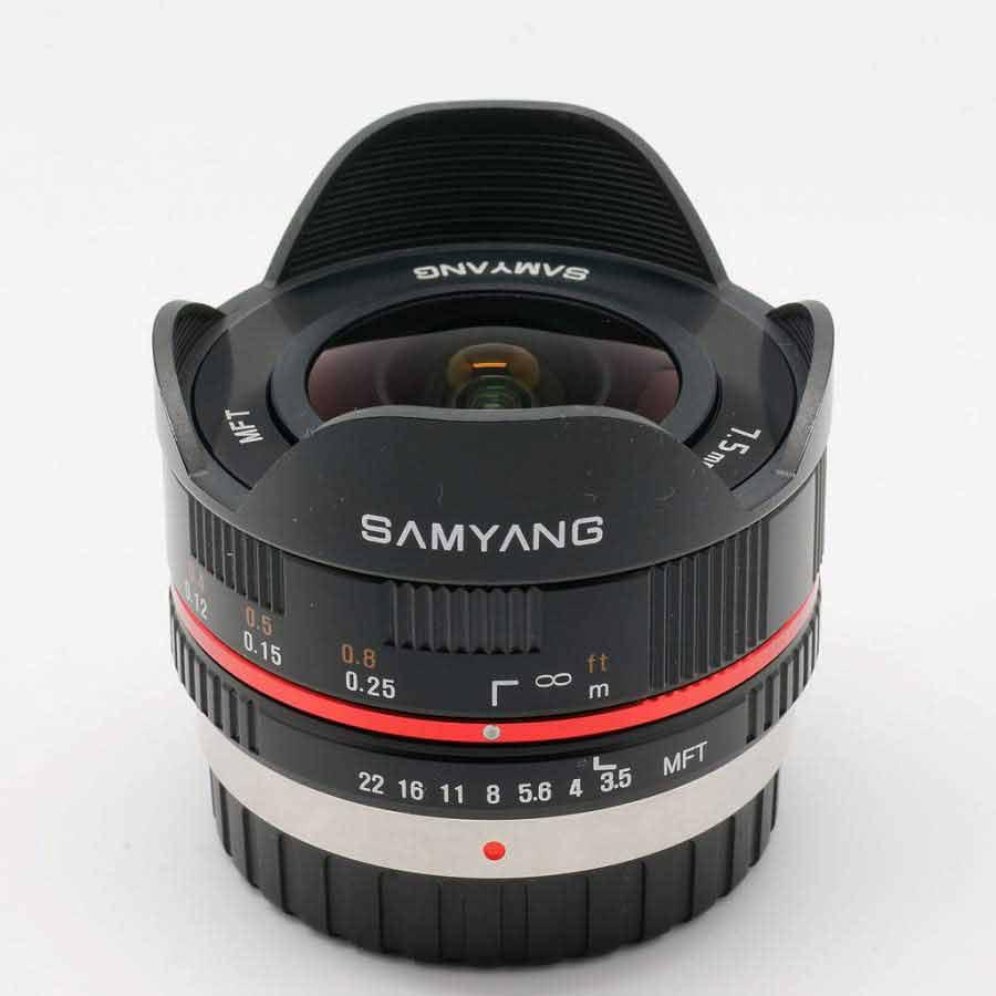 fishEye Lente Nikon, lente Canon. Lentes o quê?