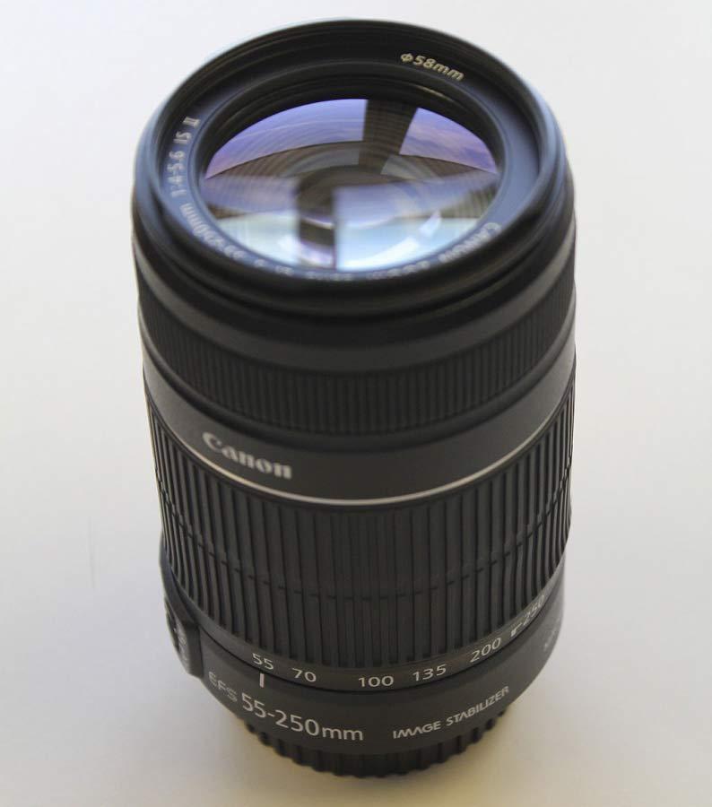 Canon 55-200mm