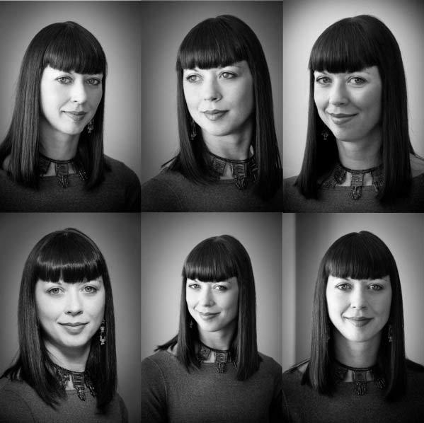 lighting patterns 2 artigo Seis Padrões de iluminação de retrato que todo fotógrafo deve conhecer
