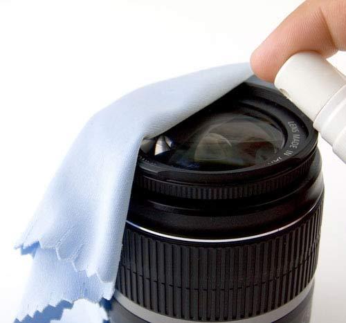 Dicas para limpar as lentes da câmera fotográfica