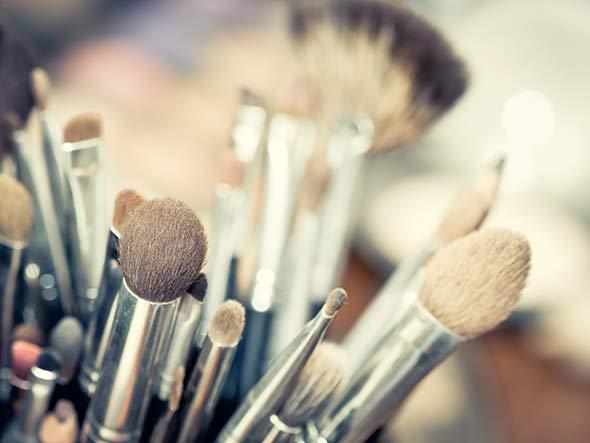 makeup brushes lentes da câmera fotográfica, como cuidar?