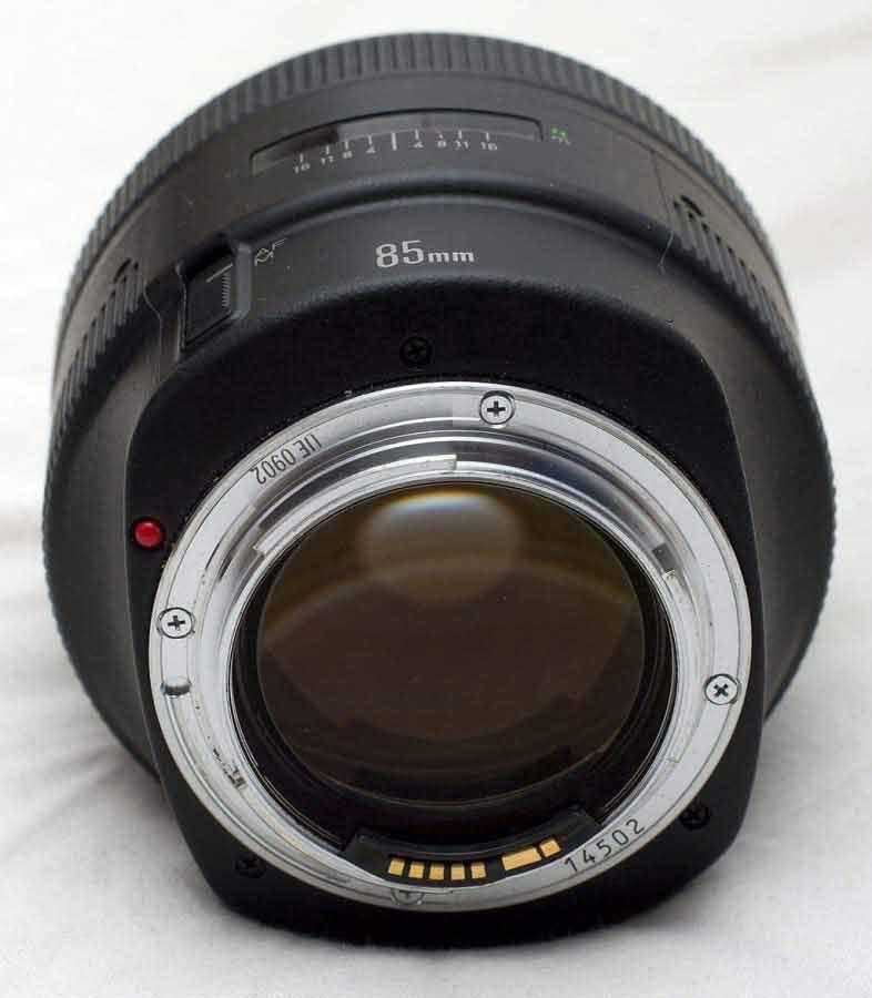 primer2 Lente Nikon, lente Canon. Lentes o quê?