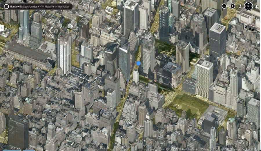 times Square NY Imagens lindas feitas por uma ferramenta?! Update