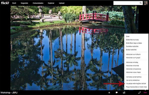 EXIFLICKER FBLOW Exif – melhore suas fotos com este recurso!