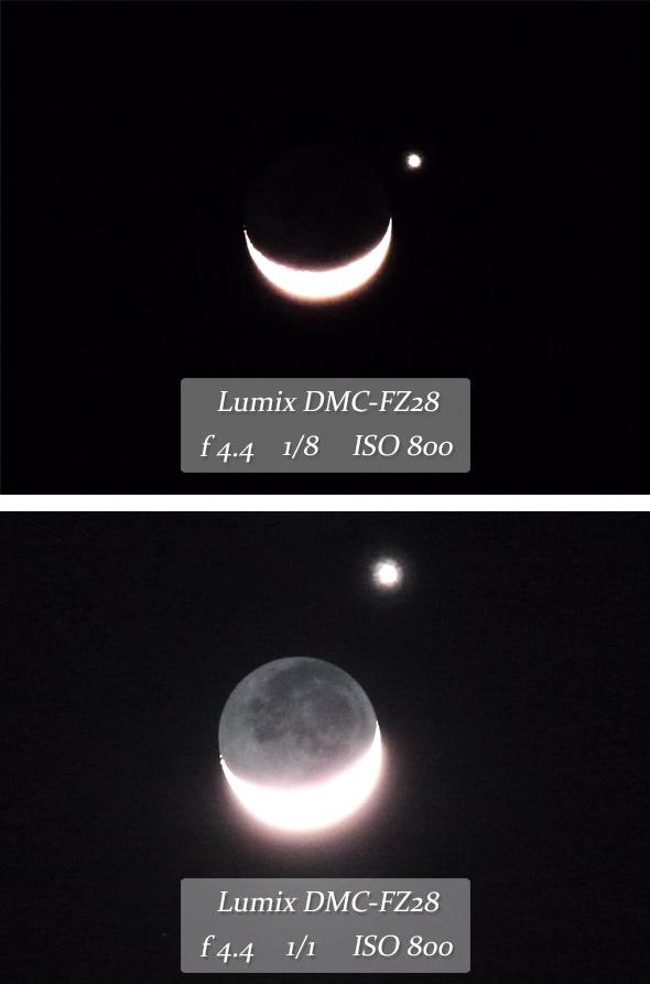 Lua, como fotografar?