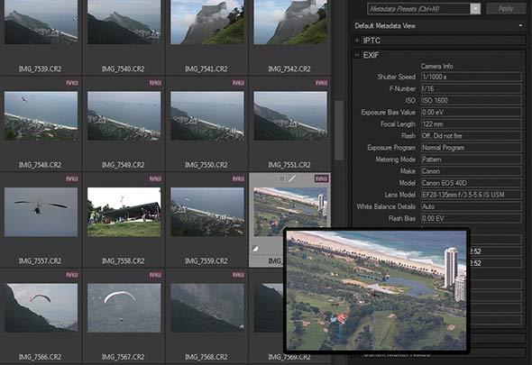 Exif ACDSEEPRO7LOW Exif – melhore suas fotos com este recurso!