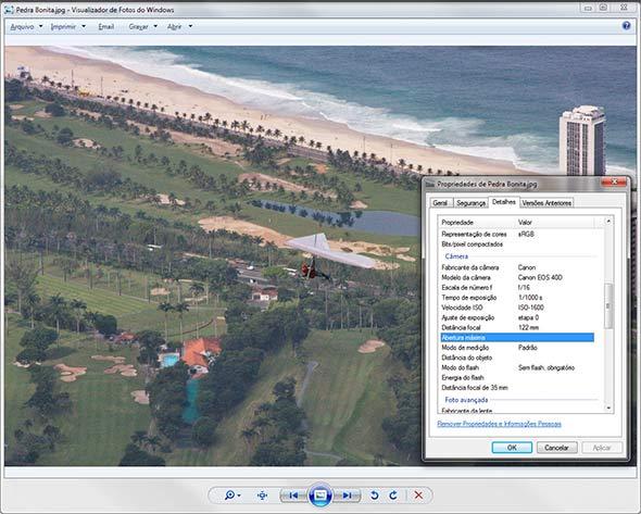 Exif Windows7LOW Exif – melhore suas fotos com este recurso!