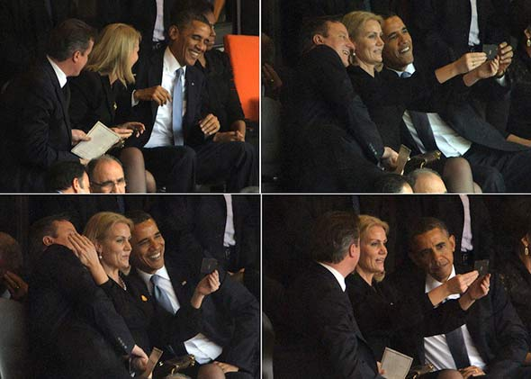 Usie Obama Selfie perfeita   Dicas pra você fazer a sua!