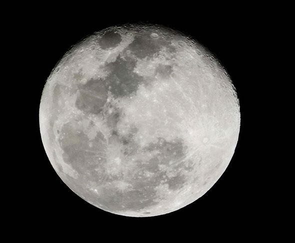 Vladimir LuaCheia Lua, como fotografar?