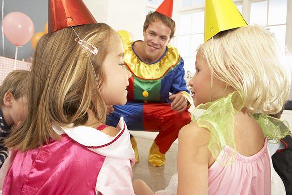 amigos Festa infantil, como fotografar?