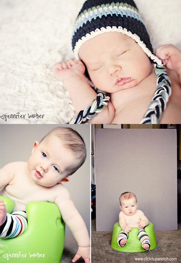 foto 1 10 Dicas para fotografar seu bebê   Série   1/4
