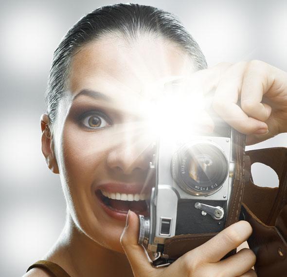 flash Dicas de como fotografar à noite