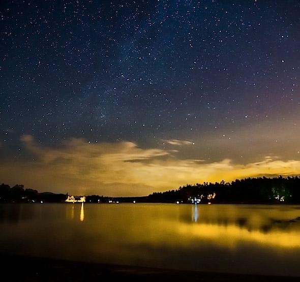 Como Fotografar as Estrelas