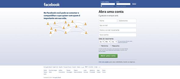 facebook Onde compartilhar suas fotos na internet