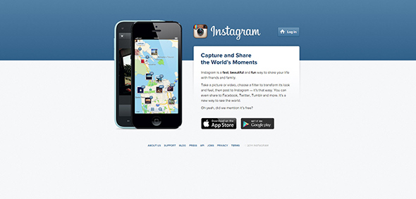 instagram Onde compartilhar suas fotos na internet