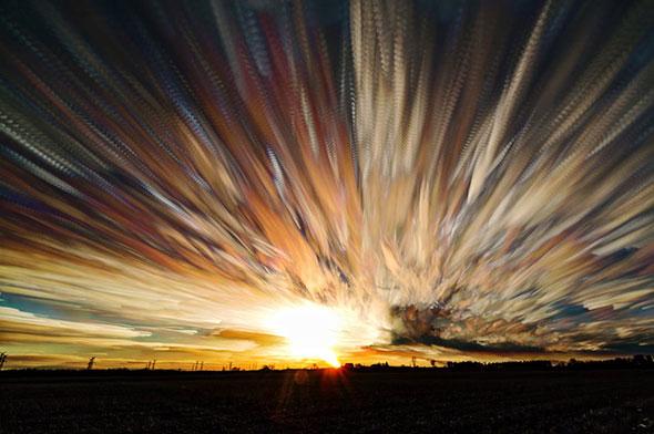 matt molloy 5 sunset explosion Céu em destaque