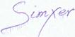 Assinatura Simxer - Autora do Foto Dicas Brasil