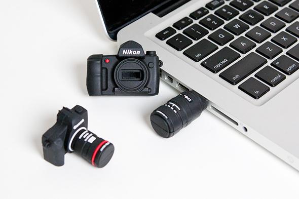 Pendrives câmeras Gadgets Fotográficos Gadgets Fotográficos