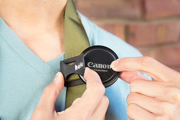 The Hufa Lens Cap Strap Holder Gadgets Fotográficos Gadgets Fotográficos