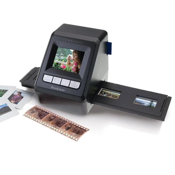 iConvert® Instant Slide Negative Scanner Gadgets Fotográficos Gadgets Fotográficos
