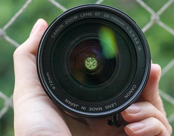 Lente Canon 28-135mm -  Foto do Artigo Qual o segredo para desfocar o fundo de uma foto