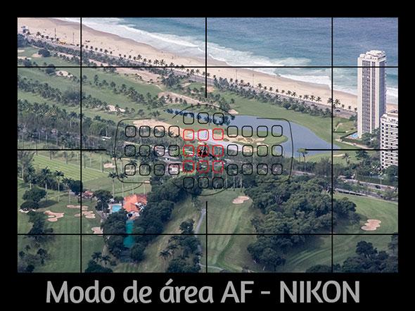 Modo de área AF Nikon-  Foto do Artigo Qual o segredo para desfocar o fundo de uma foto