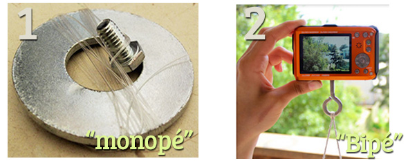 Monope e bipe de corda do Artigo Faça você mesmo, DIY ou gambiarras fotográficas - Foto Dicas Brasil