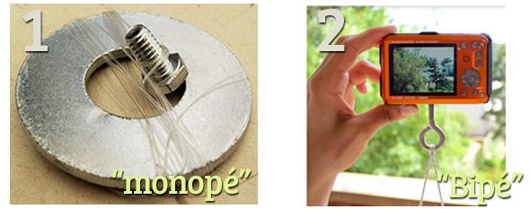 Monope e bipe de corda do Artigo Faça você mesmo DIY ou gambiarras fotográficas Foto Dicas Brasil Faça você mesmo, DIY ou gambiarras fotográficas