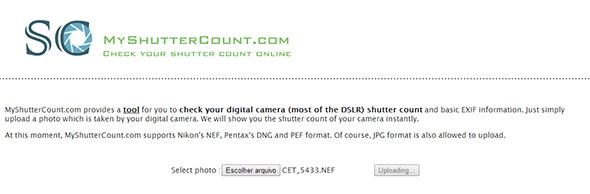 MyShutterCountLow Artigo Quanto dura minha máquina digital Shutter count   Afinal, quanto dura minha máquina digital?
