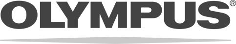 Logo Olympus da página de download de manuais do Foto Dicas Brasil