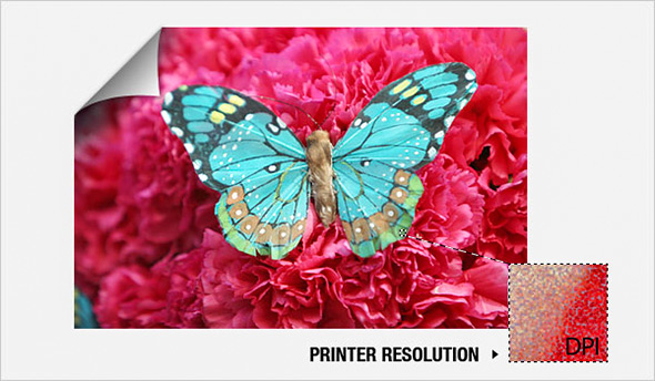 Resolução das impressoras do Artigo Resolução Fotográfica Resolução fotográfica