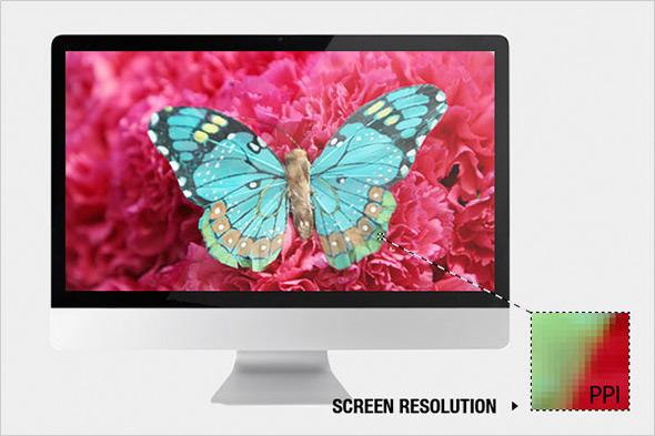 Resolução de monitores do Artigo Resolução Fotográfica Resolução fotográfica