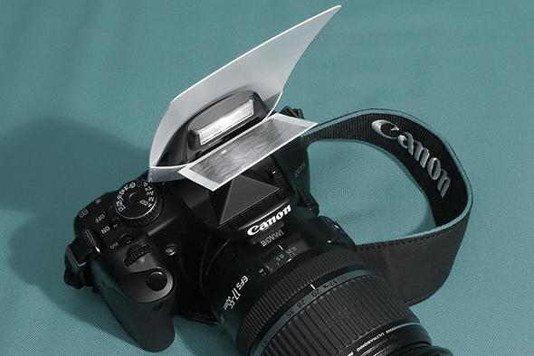 bouce Flash Pop Up do Artigo Faça você mesmo DIY ou gambiarras fotográficas Foto Dicas Brasil Faça você mesmo, DIY ou gambiarras fotográficas