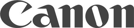 Logo canon da página de download de manuais do Foto Dicas Brasil