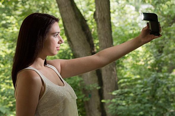 15ª foto do artigo Como Usar o Flash Externo Para Consertar Problemas de Iluminação Para Retratos de Exteriores Corrigindo a luz com a ajuda do flash externo