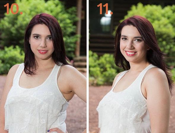 5ª foto do artigo Como Usar o Flash Externo Para Consertar Problemas de Iluminação Para Retratos de Exteriores Corrigindo a luz com a ajuda do flash externo