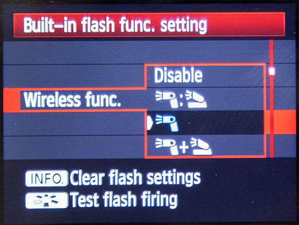 Configuração Flash do artigo Como Usar o Flash Externo Para Consertar Problemas de Iluminação Para Retratos de Exteriores Corrigindo a luz com a ajuda do flash externo