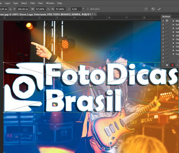 18ª imagem do Artigo Como inserir uma marca dágua em sua foto Como inserir uma marca d´água nas suas fotos