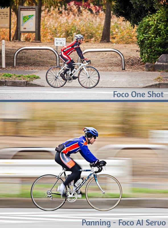 Panning Como Evitar Fotos Desfocadas Usando o Modo de Foco Automático Correto